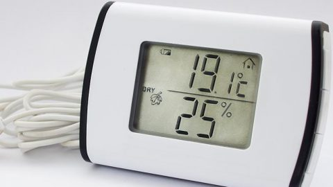 Perfect Homeowner Stocking Stuffer:  The Hygrometer