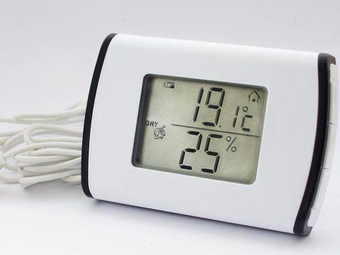 Perfect Homeowner Stocking Stuffer:  The Hygrometer