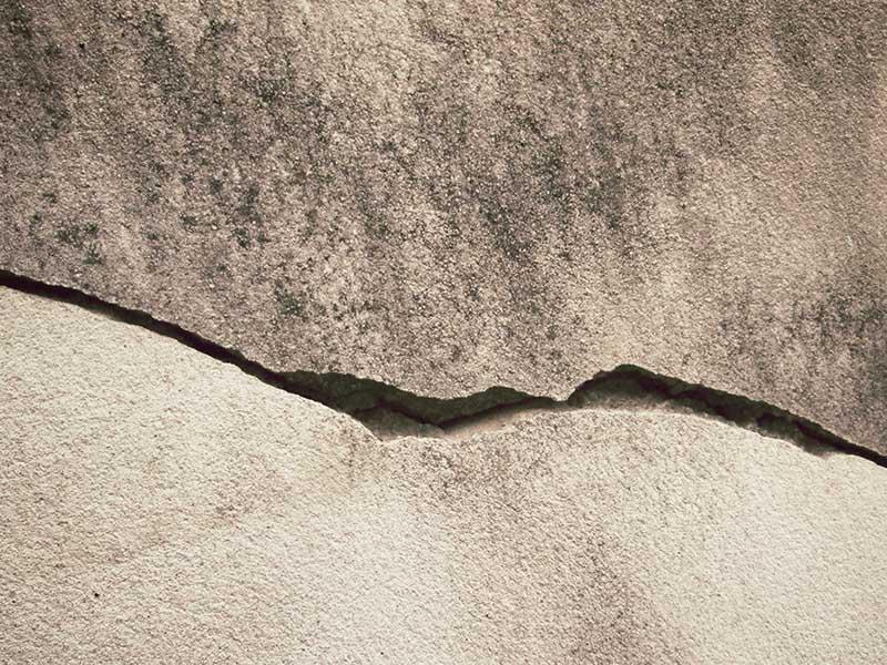duckstein restoration cracks in driveway
