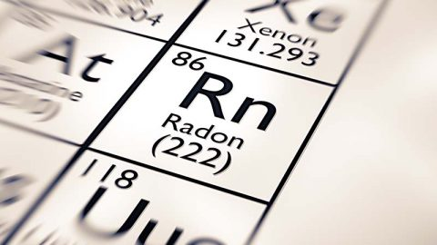 Dangerous Radon Gas Levels in Pittsburgh, Pennsylvania