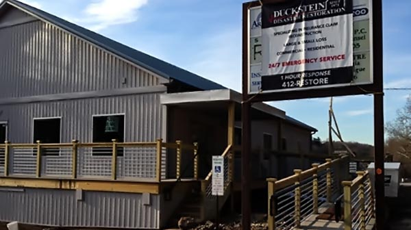 duckstein restoration retail business restoration