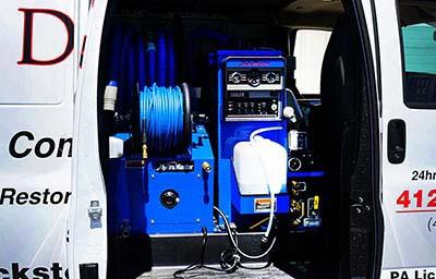 hydromaster truck 1
