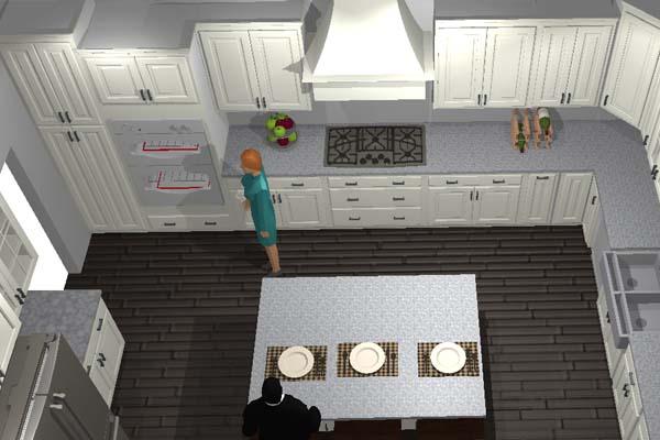 Duckstein Restoration Kitchen Design 14