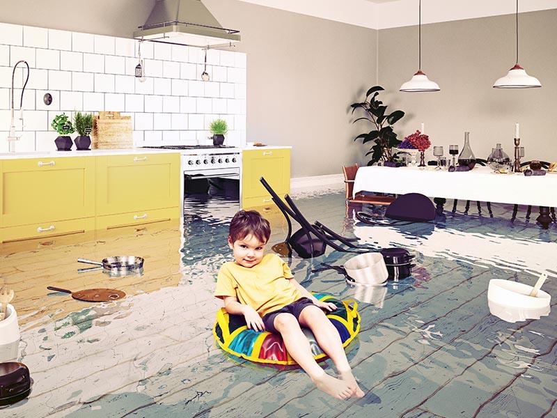 returning to a flood damaged home 2