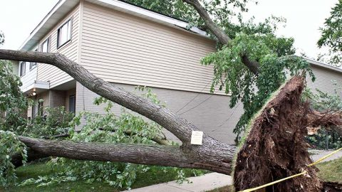 Common Types of Storm Damage in Western Pennsylvania